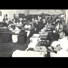 AIR Editorial Department - 1940