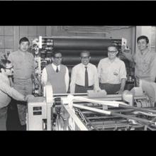 AIR Printing Press - 1980